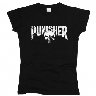 Punisher 01 - Футболка женская