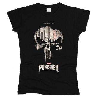 Punisher 02 - Футболка женская