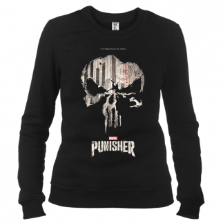 Punisher 02 - Свитшот женский