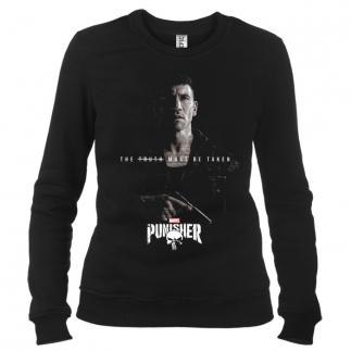 Punisher 03 - Свитшот женский