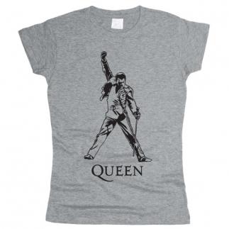 Queen 01 - Футболка женская
