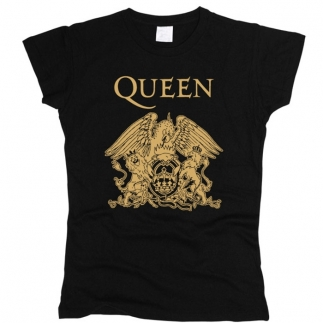 Queen 02 - Футболка женская