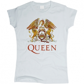 Queen 03 - Футболка женская