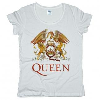 Queen 04 - Футболка женская оверсайз