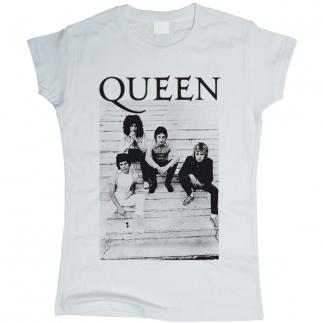 Queen 06 - Футболка женская