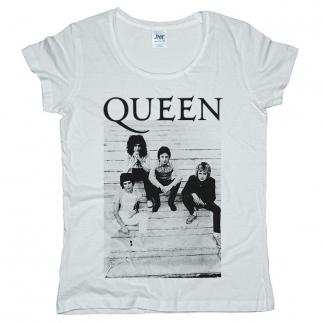 Queen 06 - Футболка женская оверсайз