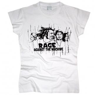 Rage Against the Machine 01 - Футболка женская