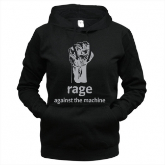 Rage Against the Machine 02 - Толстовка женская