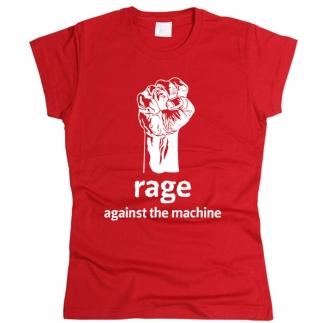 Rage Against the Machine 03 - Футболка женская