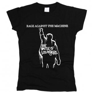 Rage Against the Machine 04 - Футболка женская