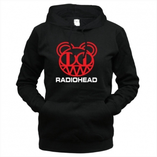 Radiohead 01 - Толстовка женская