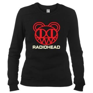 Radiohead 01 - Свитшот женский