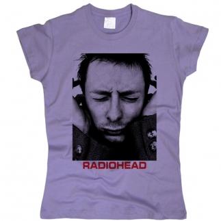 Radiohead 03 - Футболка женская