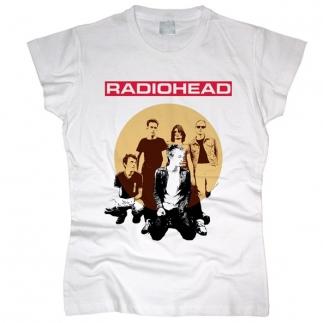 Radiohead 04 - Футболка женская