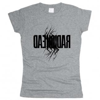 Radiohead 10 - Футболка женская