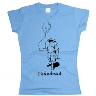 Radiohead 11 - Футболка женская