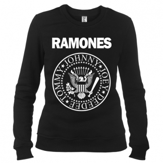 Ramones 01 - Свитшот женский