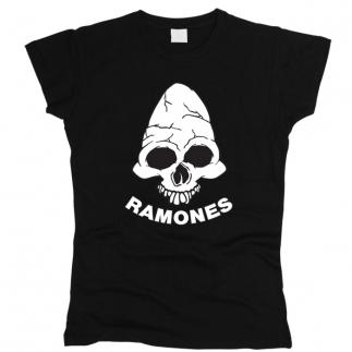 Ramones 02 - Футболка женская