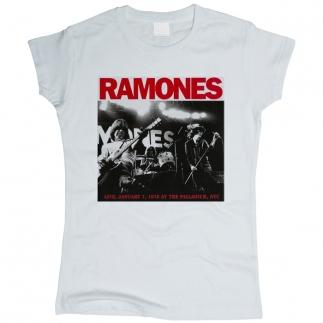Ramones 03 - Футболка женская