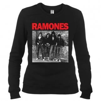 Ramones 05 - Свитшот женский