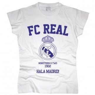 Real 01 - Футболка женская