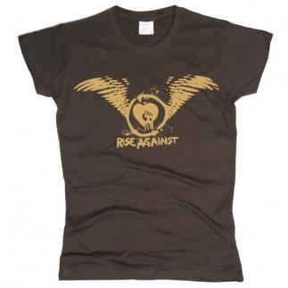Rise Against 02 - Футболка женская