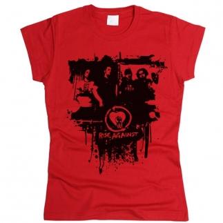 Rise Against 03 - Футболка женская