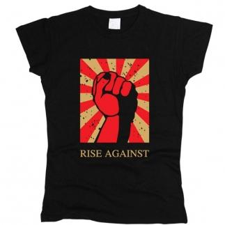Rise Against 04 - Футболка женская