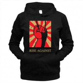 Rise Against 04 - Толстовка женская