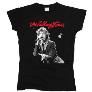 Rolling Stones 02 - Футболка женская