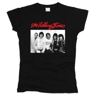 Rolling Stones 04 - Футболка женская