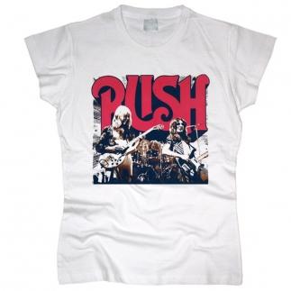 Rush 03 - Футболка женская