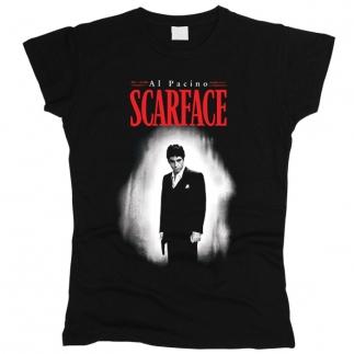 Scarface 01 - Футболка женская