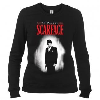 Scarface 01 - Свитшот женский