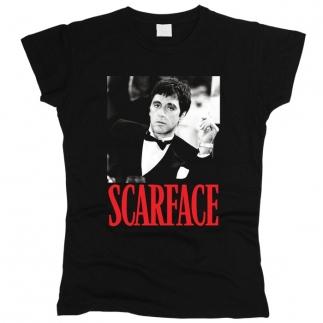 Scarface 02 - Футболка женская