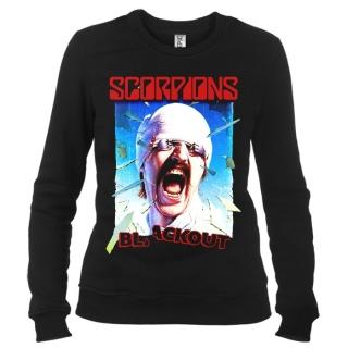 Scorpions 04 - Свитшот женский