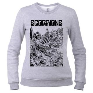 Scorpions 05 - Свитшот женский