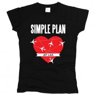 Simple Plan 02 - Футболка женская
