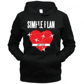 Simple Plan 02 - Толстовка женская