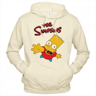 Simpsons 03 - Толстовка женская