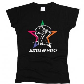 Sisters Of Mercy 01 - Футболка женская