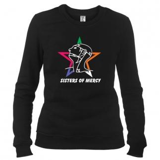 Sisters Of Mercy 01 - Свитшот женский