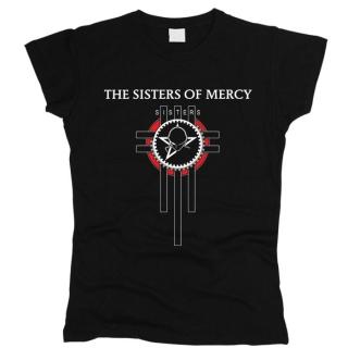 Sisters Of Mercy 05 - Футболка женская