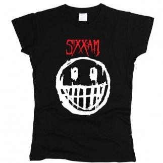 Sixx AM 01 - Футболка женская