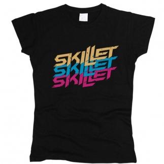Skillet 01 - Футболка женская
