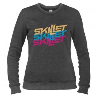 Skillet 03 - Свитшот женский