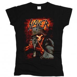 Slayer 03 - Футболка женская