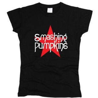 Smashing Pumpkins 04 - Футболка женская
