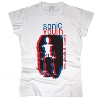 Sonic Youth 02 - Футболка женская