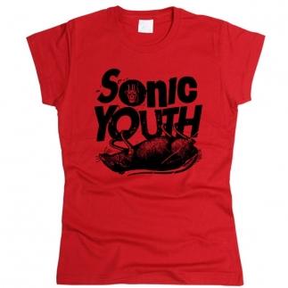 Sonic Youth 05 - Футболка женская